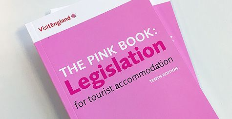 Accommodation Providers! The Pink Book is Back
